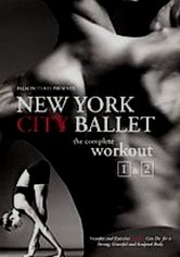 Rent New York City Ballet: The Complete Workout on DVD