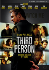 Rent Third Person on DVD