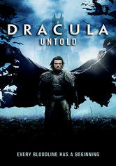 Rent Dracula Untold on DVD