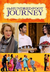 Rent The Hundred-Foot Journey on DVD