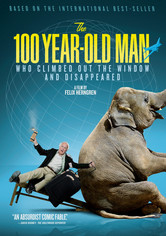 Rent The 100-Year-Old Man on DVD