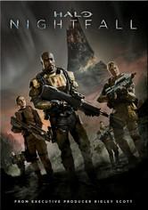 Rent Halo: Nightfall on DVD