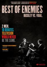 Rent Best of Enemies on DVD