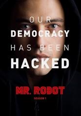 Rent Mr. Robot: Season 1 on DVD