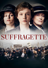 Rent Suffragette on DVD
