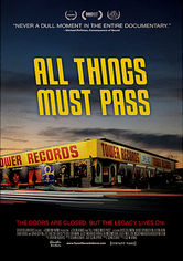 Rent All Things Must Pass on DVD