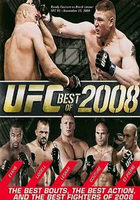 UFC: Best of 2008: Disc 2