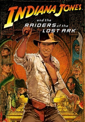 Rent Raiders of the Lost Ark on DVD