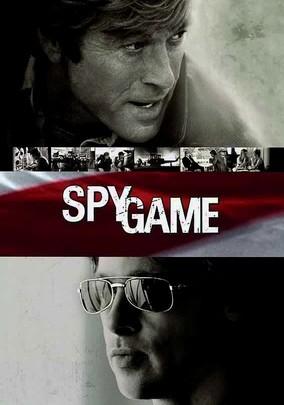 Rent Spy Game on DVD