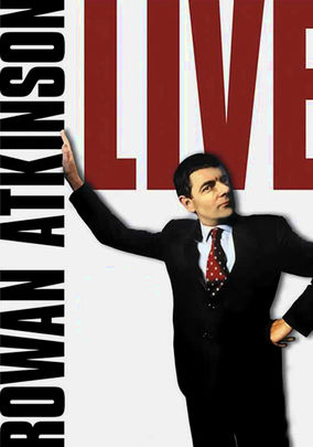 ROWAN ATKINSON LIVE IN BOSTON POSTER