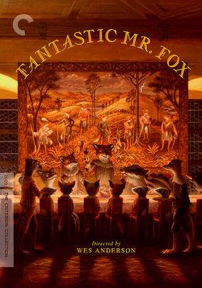 Rent Fantastic Mr. Fox on DVD