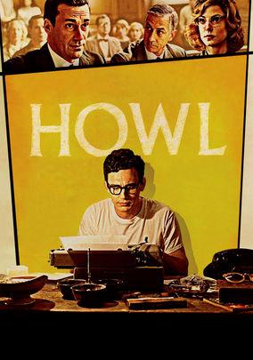 Rent Howl on DVD