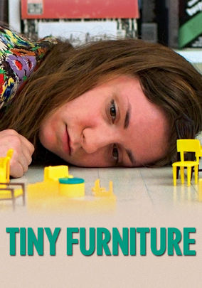 Rent Tiny Furniture on DVD