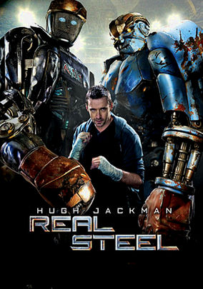 Rent Real Steel on DVD
