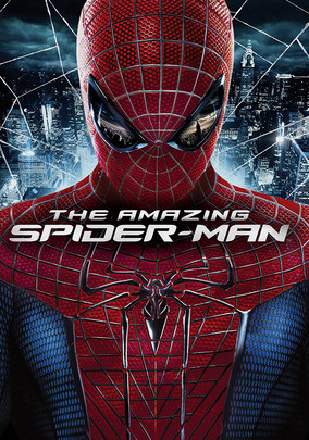 Rent The Amazing Spider-Man on DVD