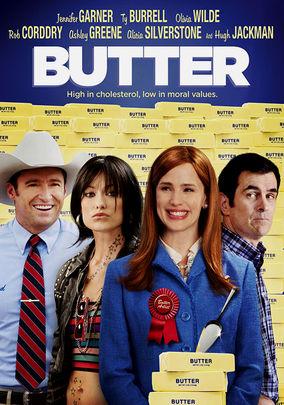 Rent Butter on DVD