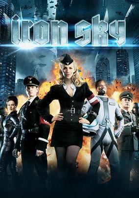 Rent Iron Sky on DVD