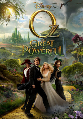 Rent Oz The Great and Powerful on DVD