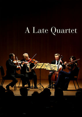 Rent A Late Quartet on DVD