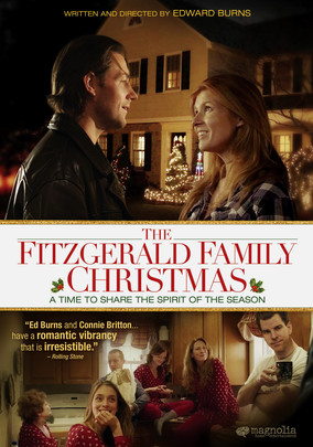 Rent The Fitzgerald Family Christmas on DVD