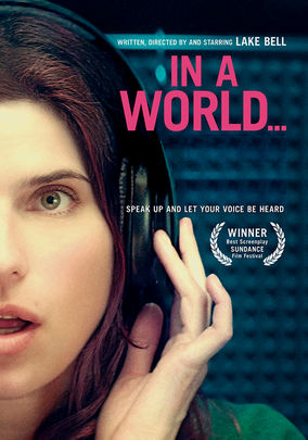 Rent In a World... on DVD