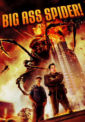 Rent Big Ass Spider! on DVD
