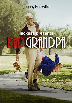 Rent Jackass Presents: Bad Grandpa on DVD
