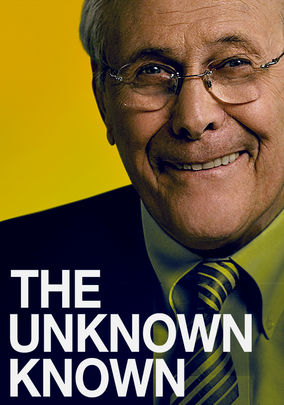 Rent The Unknown Known on DVD