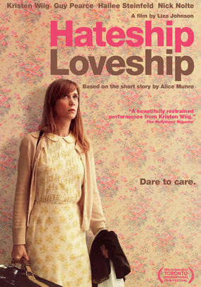 Rent Hateship Loveship on DVD