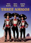 Three Amigos poster