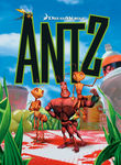 Antz (1998) Box Art