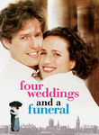 Four Weddings and a Funeral (1994) Box Art