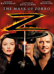 The Mask of Zorro (1998) Box Art