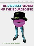 Discreet Charm of the Bourgeoisie (Le Charme discret de la bourgeoisie) poster