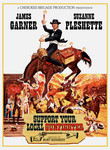 Support Your Local Gunfighter (1971) Box Art