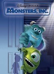 Monsters, Inc (2001) Box Art