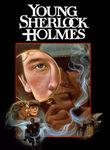 Young Sherlock Holmes (1985) Box Art
