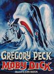 Moby Dick (1956) Box Art