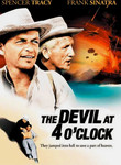 The Devil at Four o'Clock (1961) Box Art