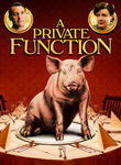 A Private Function (1984) Box Art