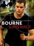 The Bourne Supremacy (2004) Box Art