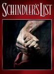 Schindler's List (1993) Box Art