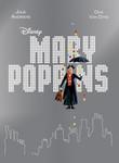 Mary Poppins (1964) Box Art