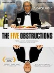Five Obstructions (De fem benspænd) poster