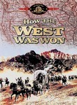 How the West Was Won (1962) Box Art