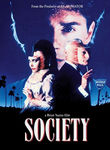 Society II (2009) poster