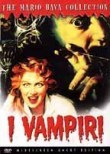 Lust of the Vampire (I vampiri) poster
