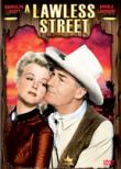 A Lawless Street (1955) Box Art