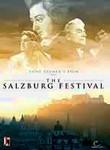 Salzburg Festival: Benvenuto Cellini poster