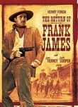 The Return of Frank James (1940) Box Art